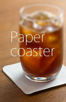 ペーパーコースター
